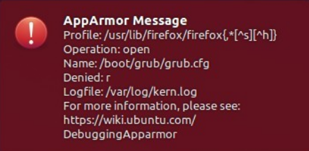 AppArmor_Message.png