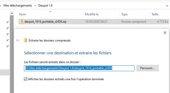 Capture-extraire le fichier.zip Dexpot.PNG